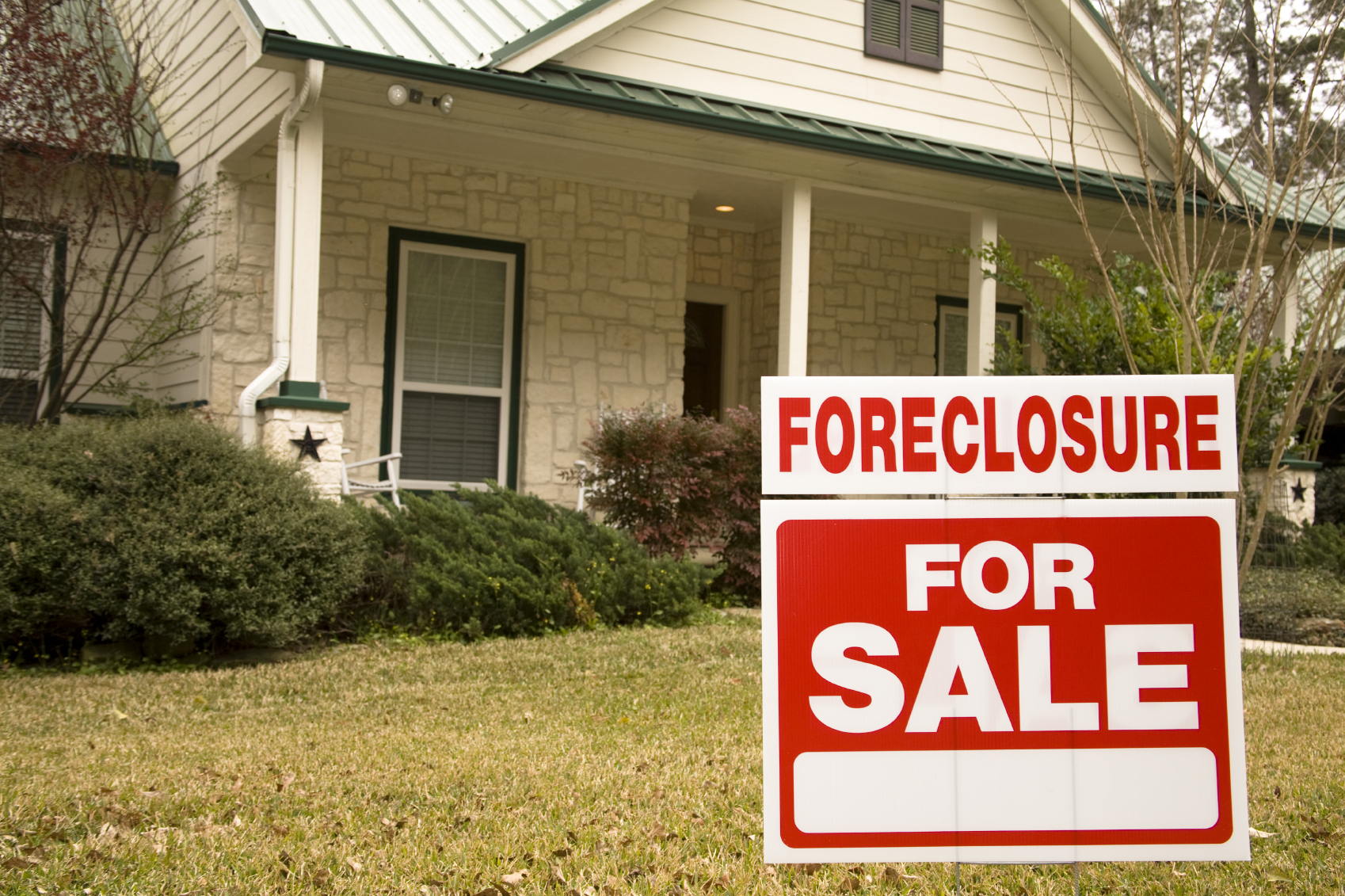 SS Foreclosure