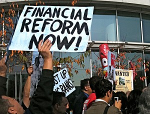 financial reform now