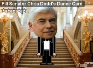 Chris Dodd Dance Card
