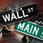 wall st main st