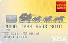 WF Cred Card