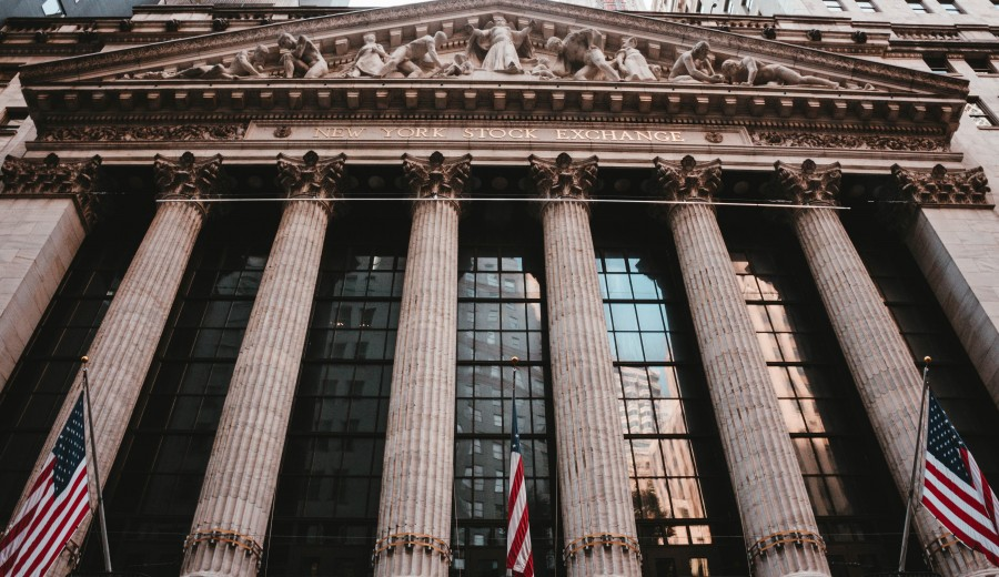 New York Stock Exchange - Photo by Aditya Vyas on Unsplash