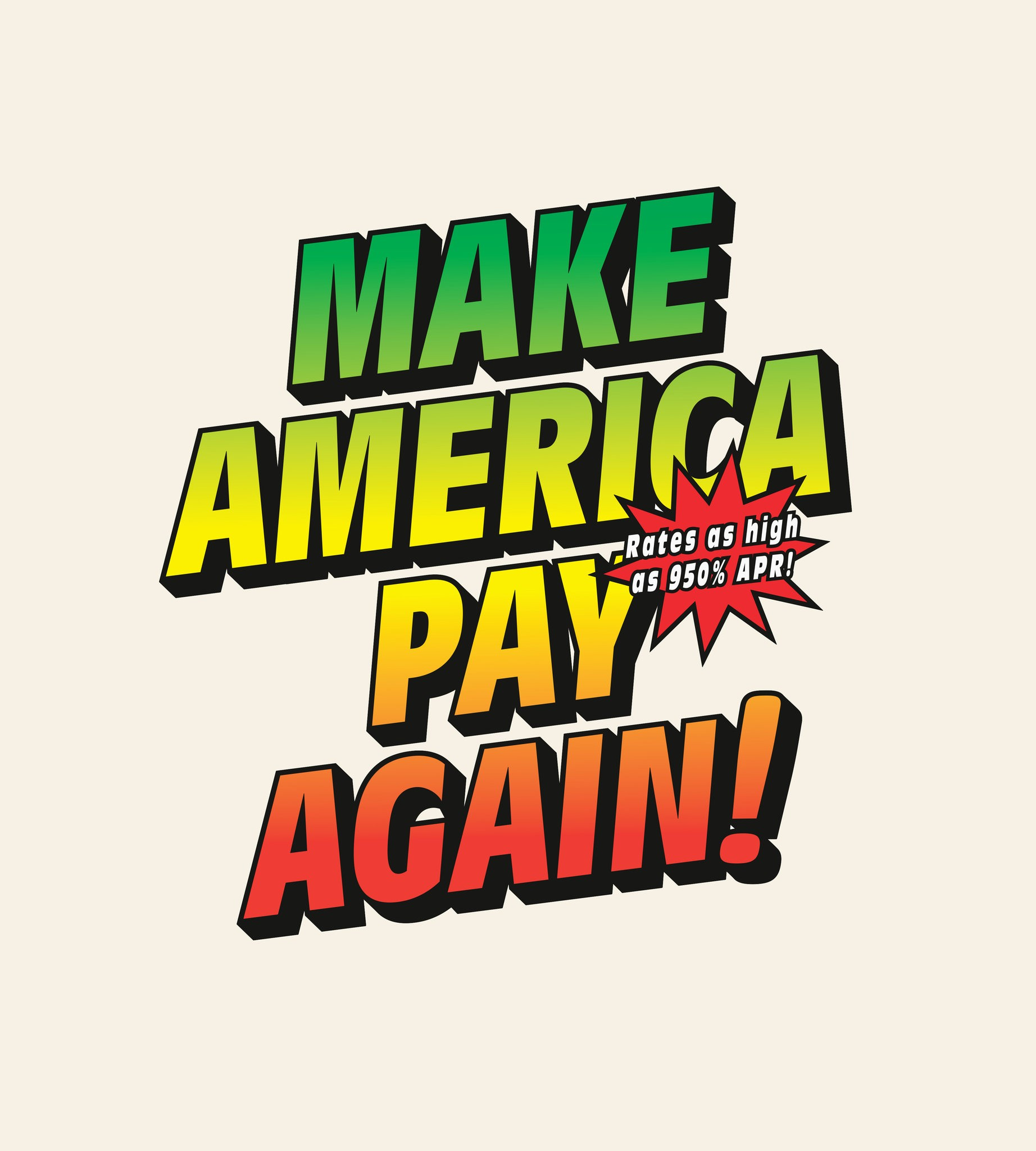 make-america-pay-again