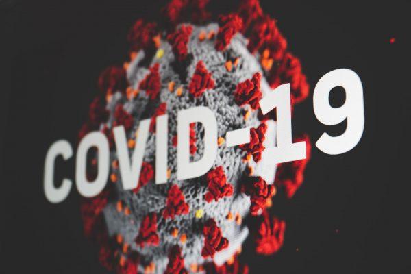 covid-19 particle Photo by Martin Sanchez on Unsplash